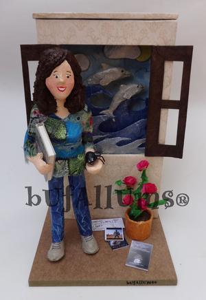 NOIA A LA FINESTRA - Bufallums