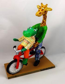 El Cocodril i la Girafa