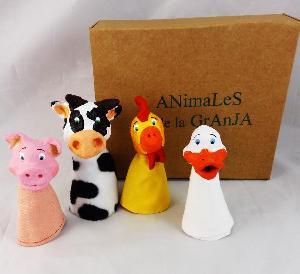 ANIMALES DE LA GRANJA - Bufallums