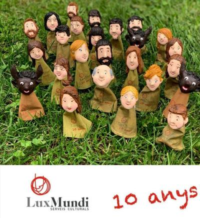 Todo el equipo de LuxMundi